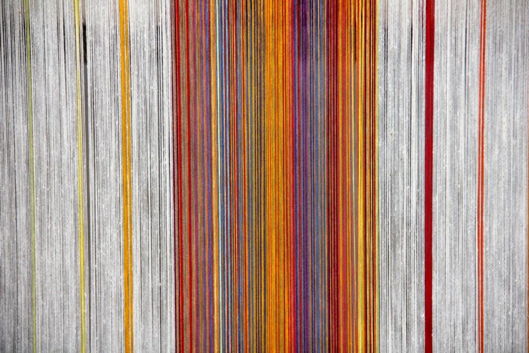 Die textile Welt